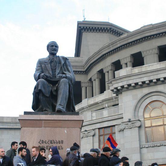 Freedom Square Statue