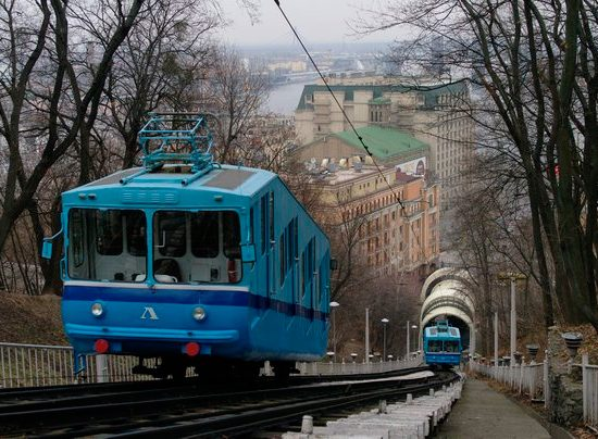 Funicular Cable Car