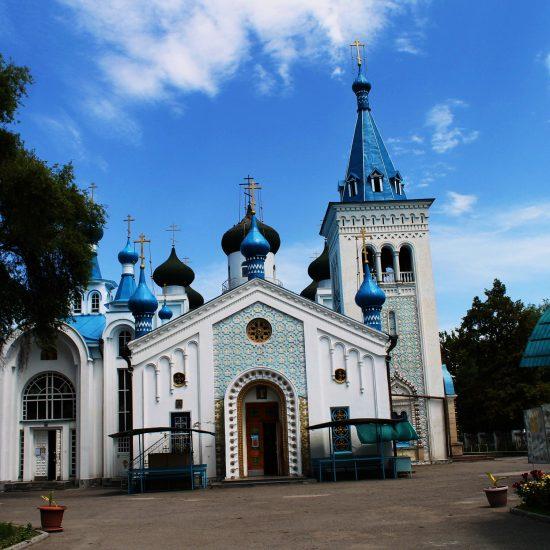 Holy Resurrection Cathedral Bishkek