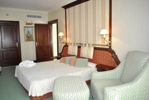 Hotel City Palace Tashkent Room