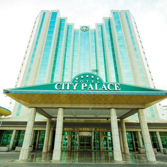 Hotel City Palace Tashkent