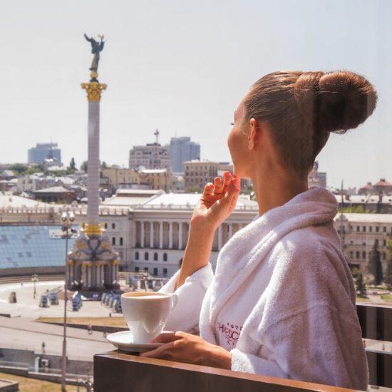 Hotel Khreshchatyk Kiev