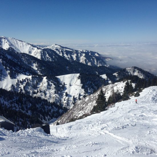 Shymbulak Mountain Resort
