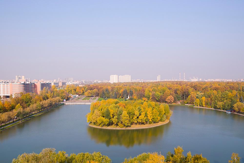 Izmailovsky Park Moscow