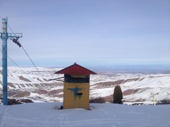 Kashka-Suu Scenic View