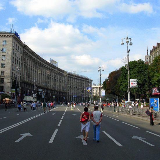 Khreshchatyk Kiev