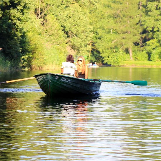 Kirov Central Park of Culture and Recreation - Boating