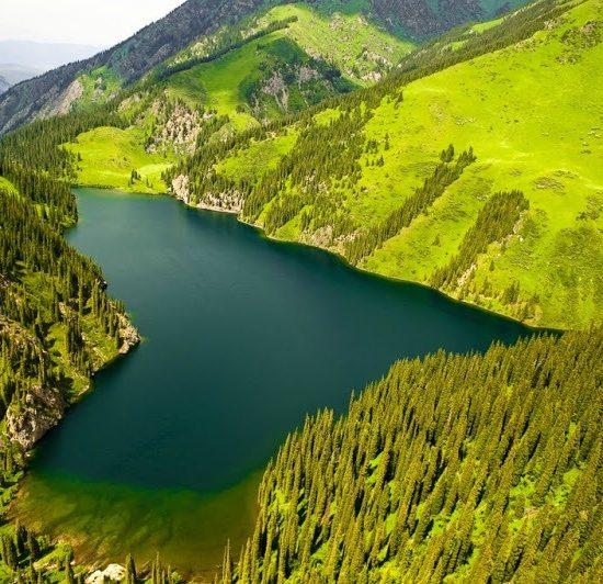Kolsai Lake Almaty