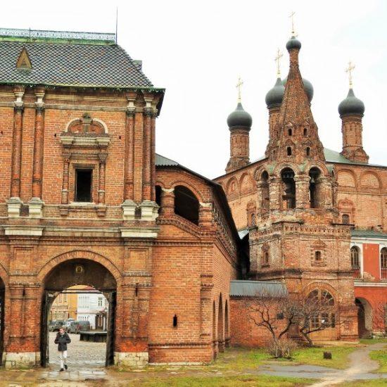 Krutitskoe Podvorye Moscow