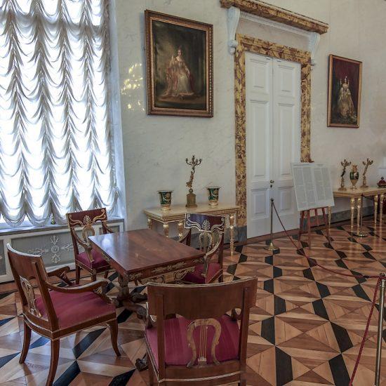 Kuskovo Estate Inside
