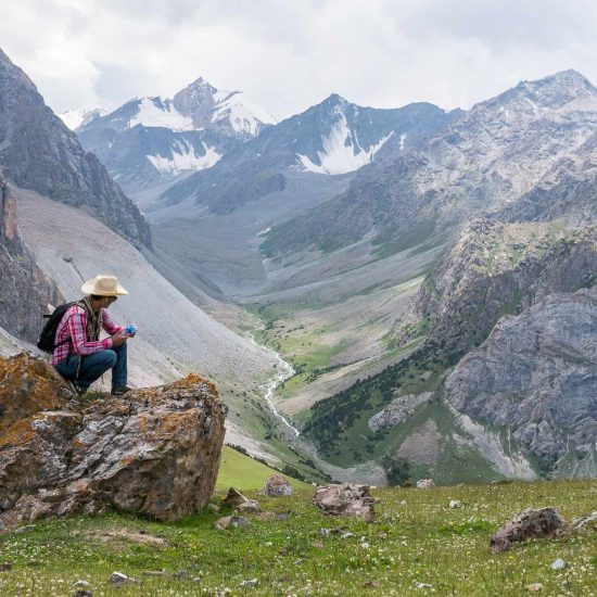 Kyrgyz Ata National Park