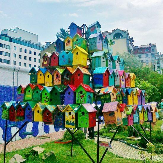 Landscape Alley Kiev