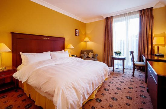 Lotte City Hotel Tashkent Room