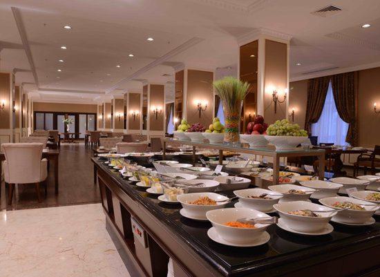 Lotte City Hotel Tashkent Dining