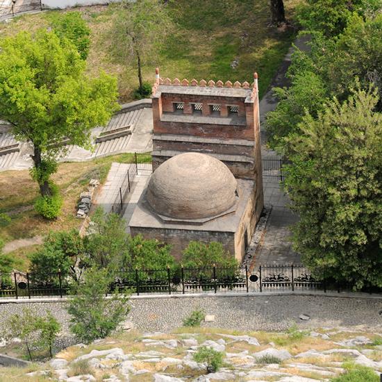 Mausoleum of Asif ibn Barkhiya