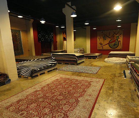 Megerian Carpet Museum Inside