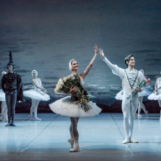 Mikhailovsky Opera and Ballet Theater - Stage