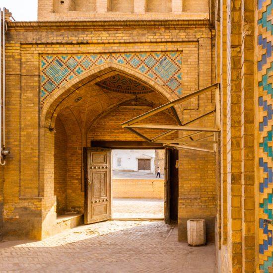 Mir-i Arab Madrasah