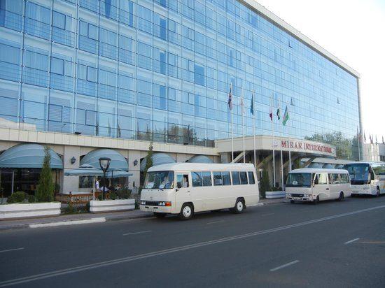Hotel Miran International Outside