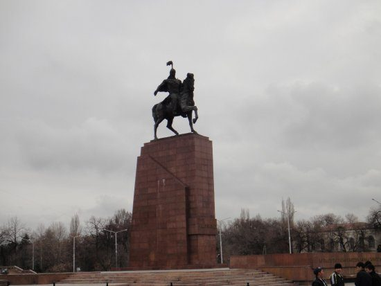 Monument to Manas the Great