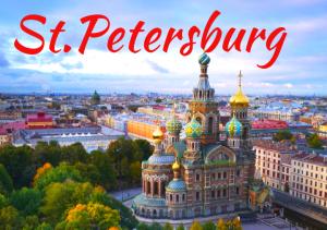 St. Petersburg Travel Information