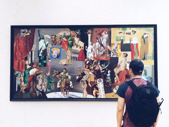 Museum of Fine Arts Painting