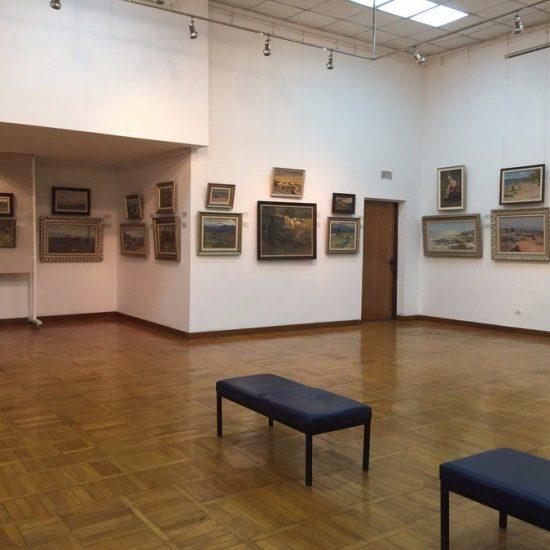 Museum of Fine Arts Inside