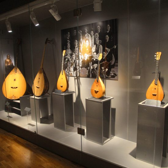 Museum of Folk Music Instruments named after Yihlasa