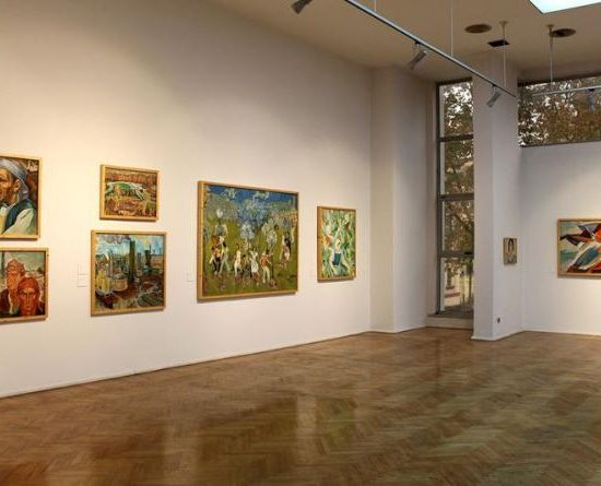 National Art Gallery Inside