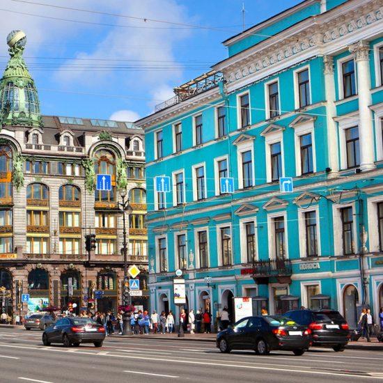 Nevsky Prospekt Street View