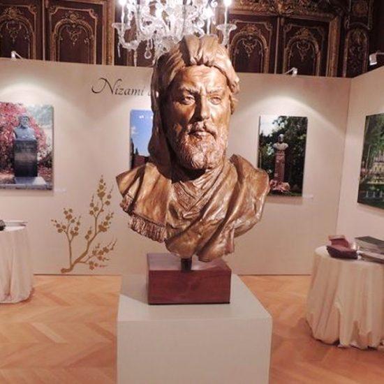Nizami Museum of Literature - Inside