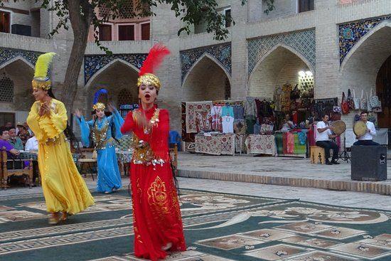 Nodir Devon Begi Madrasasi Dance