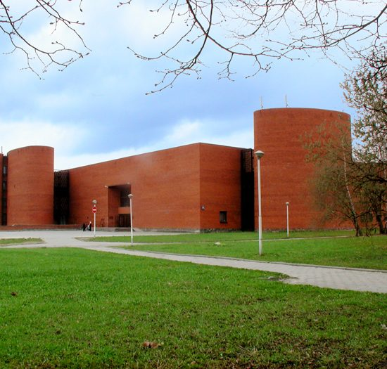 Orlov Paleontological Museum - Entrance