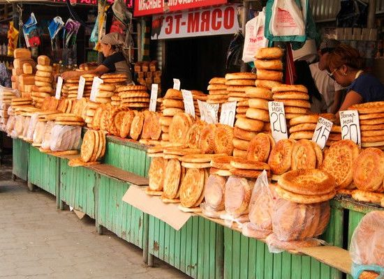 Osh Bazaar Roti