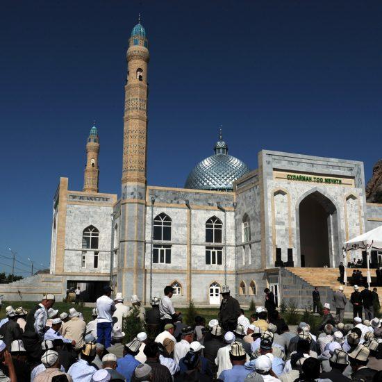 Osh New Mosque
