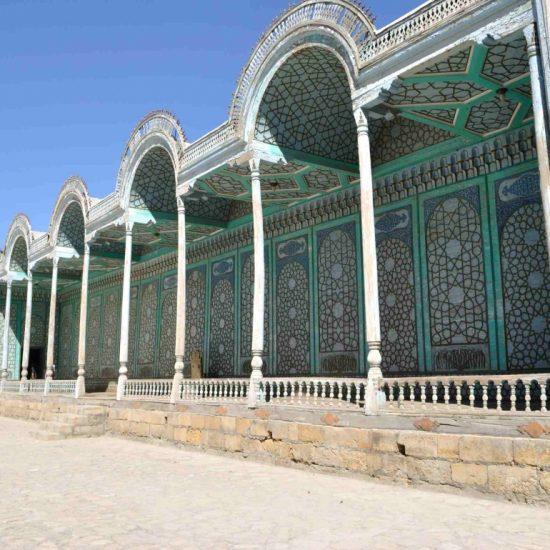 Palace of Moon-like Stars Walls