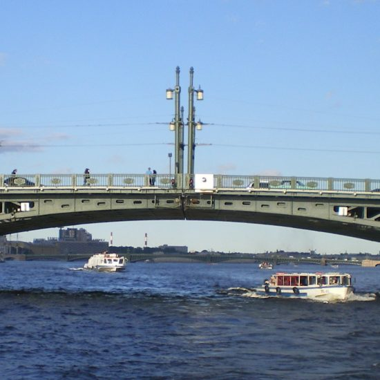 Palace Bridge Closed