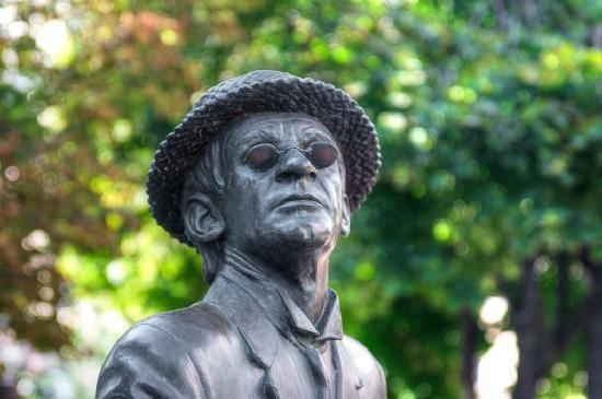 Panikovski Monument Kiev