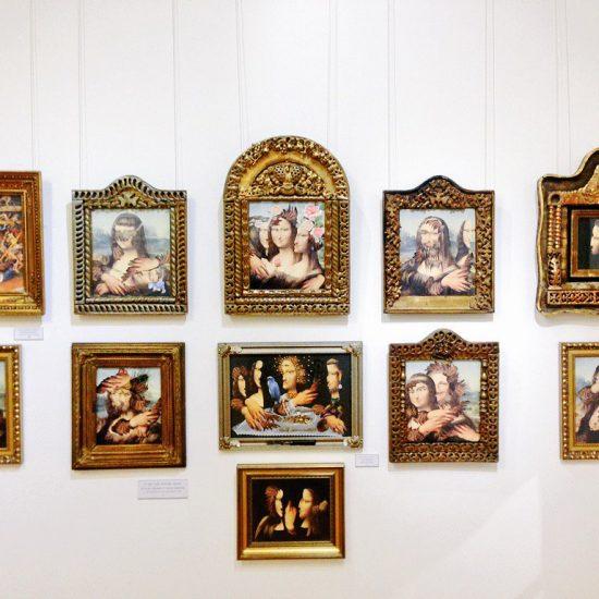 Parajanov Museum Inside