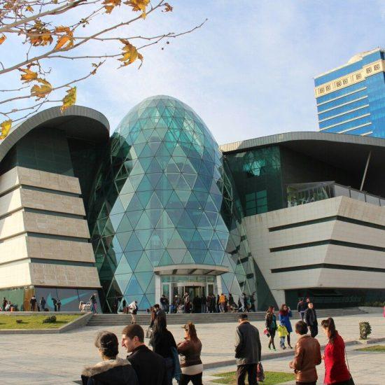 Park Bulvar Baku front