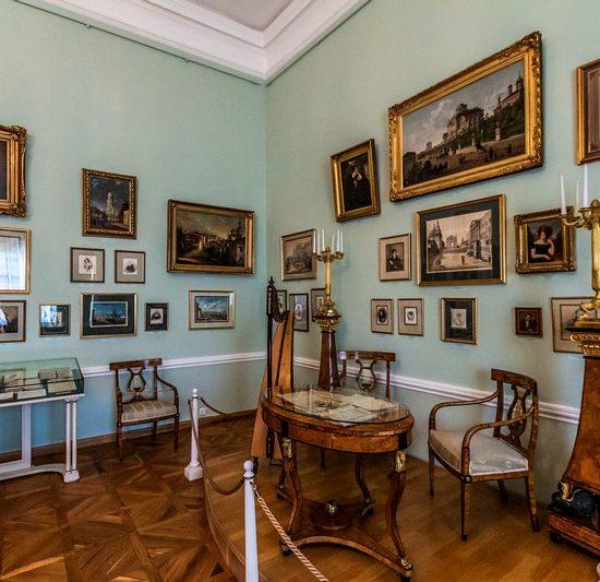 Pushkin Museum and Memorial Apartment Inside