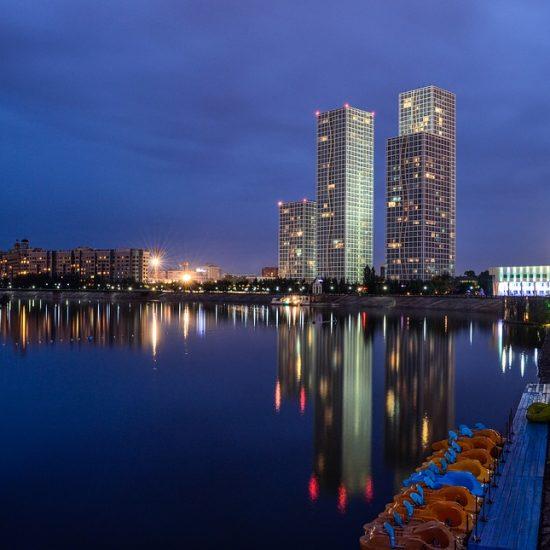 Quay Astana
