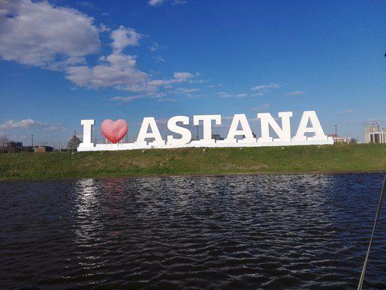 Quay Astana - Love Sign