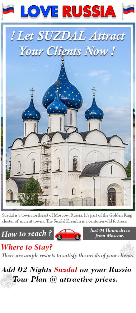 Love Russia - Mailer