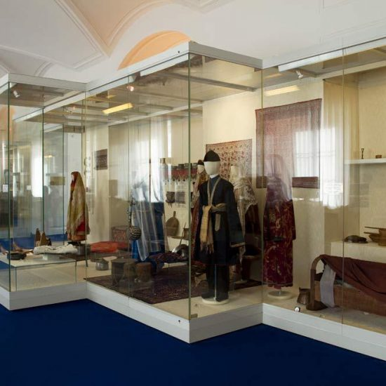 Russian Museum of Ethnography - Exhibition