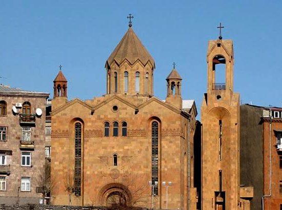 Saint Sarkis Cathedral Yerevan