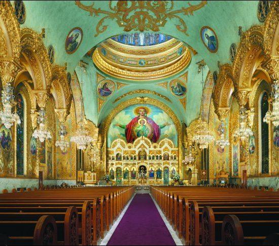 Kiev Saint Sophia Cathedral - Inside