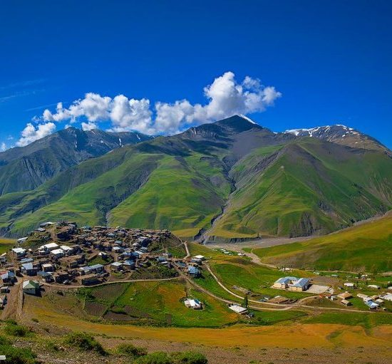 Shahdag Mountain Summer
