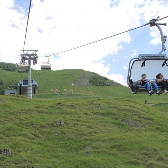 Shahdag Ski Resort in Summer