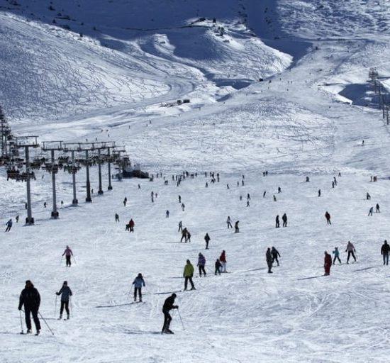 Ski Complex Chunkurchak